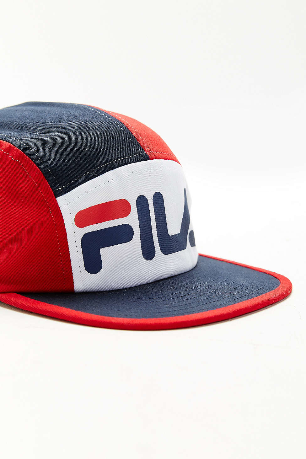 fe6a59e794e Lyst - Fila + Uo 5-panel Hat in Blue for Men