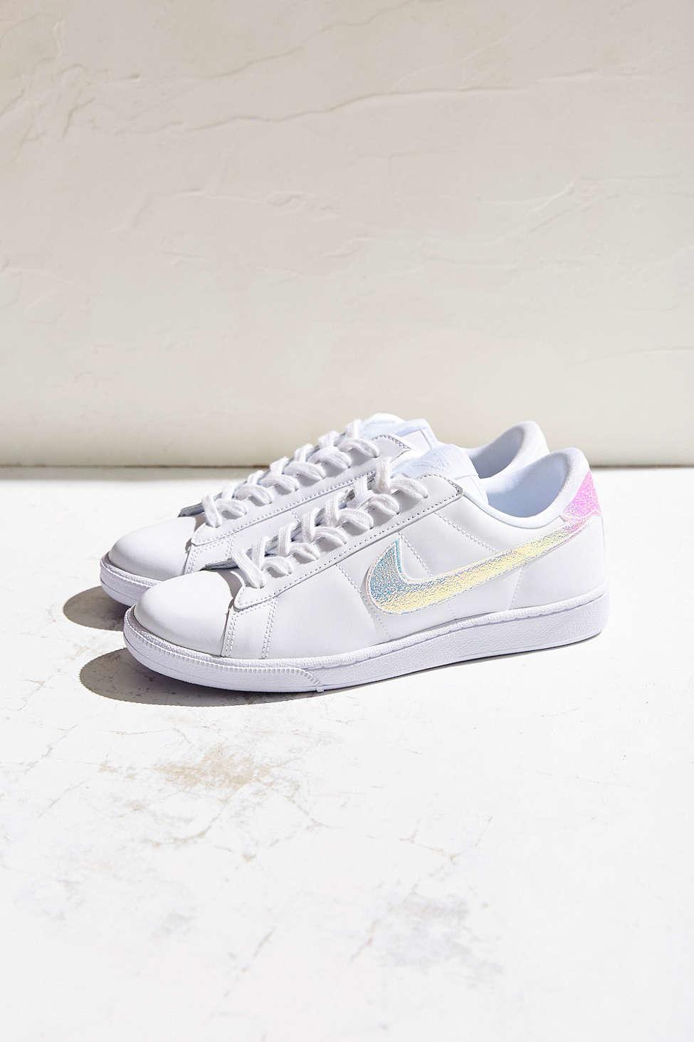 Lyst Nike Tennis En Classic Zapatillas En Tennis Blanco 816f23