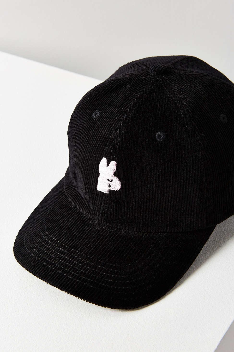 obey francis baseball hat in black lyst