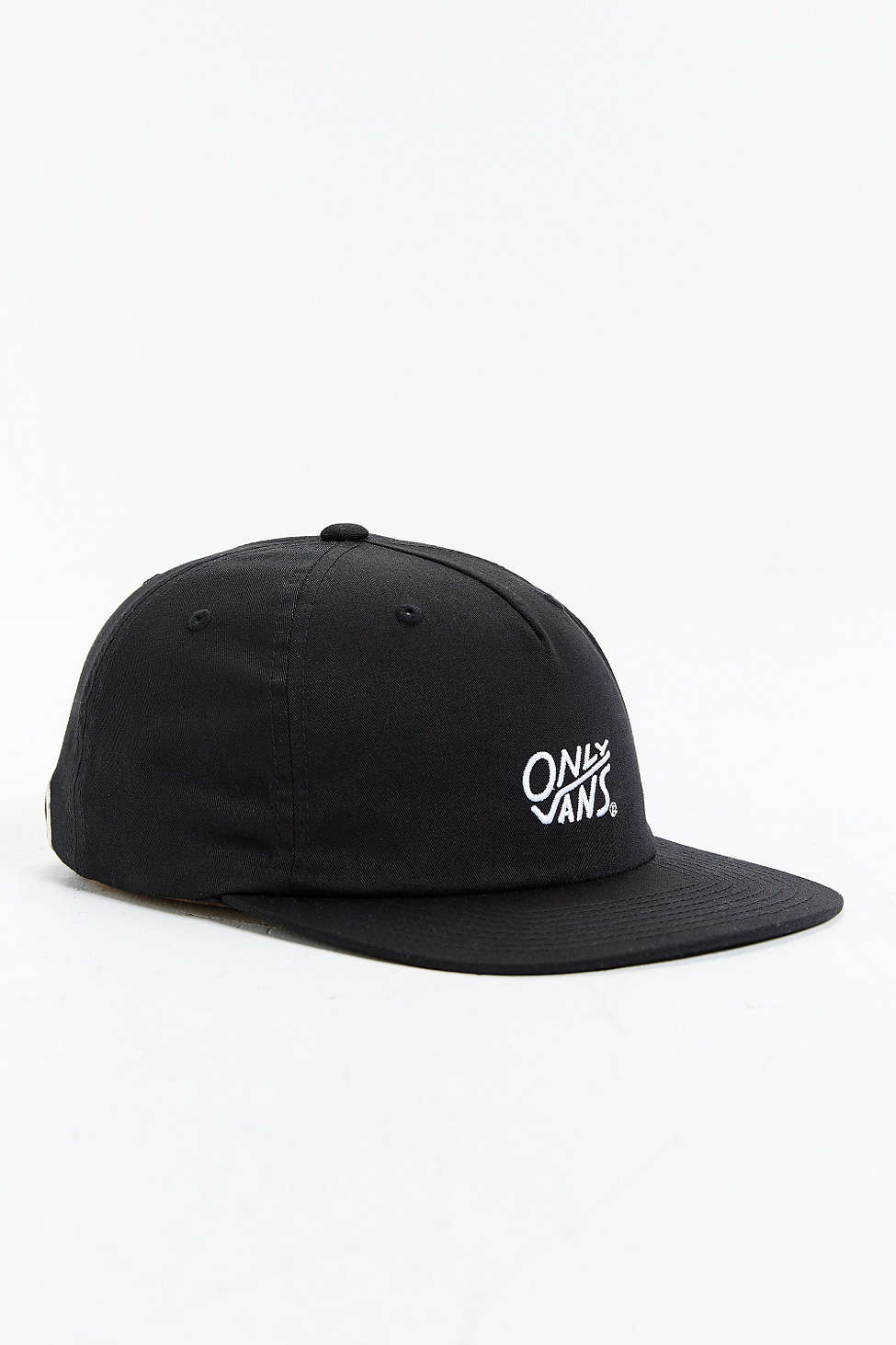 2fb30c13242 Lyst - Vans X Only Ny Unstructured Hat in Black for Men