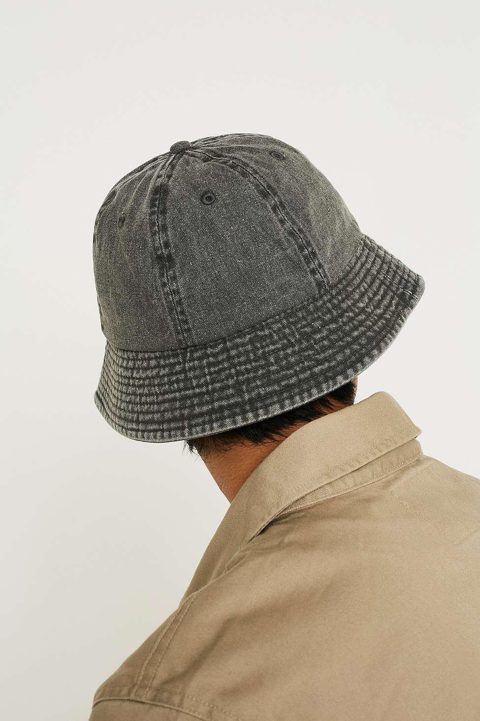 6e6f5fe65f00a Obey Decades Bucket Hat - Mens All in Black for Men - Lyst