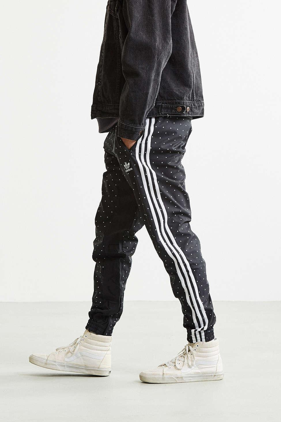 dcdee9c59a0e0 Lyst - adidas Originals X Pharrell Williams Carrot Fit Track Pant in Black  for Men