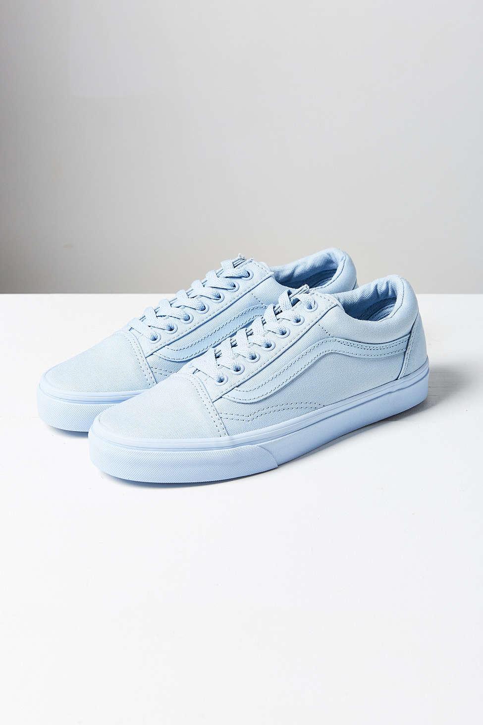 6e6f234669e179 F8eb7 Kicks Blue Skool Vans Old 6bbd8 Sky 4xTqd7x