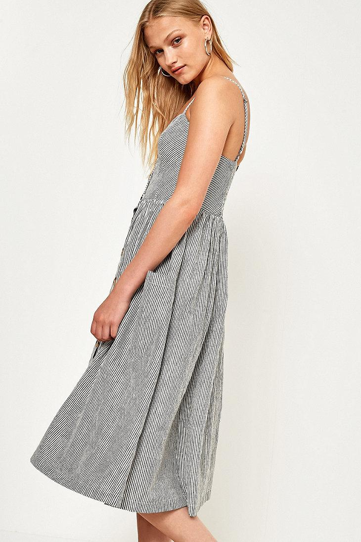 1ced275ce0 Gallery. Previously sold at  Urban Outfitters · Women s Blue Dresses ...