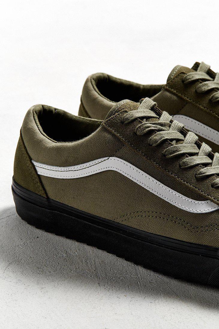 5e632b890ca535 Lyst Lyst Vans Vans Vans For In Dx Green Waffle Men Sneaker Old Skool Saw  BZUBrw