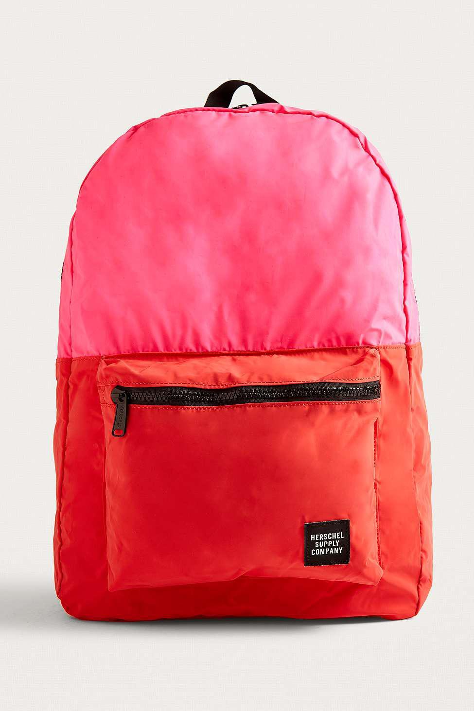 1ed956c1af5 Herschel Supply Co. Reflective Pink And Red Daypack Backpack - Mens ...