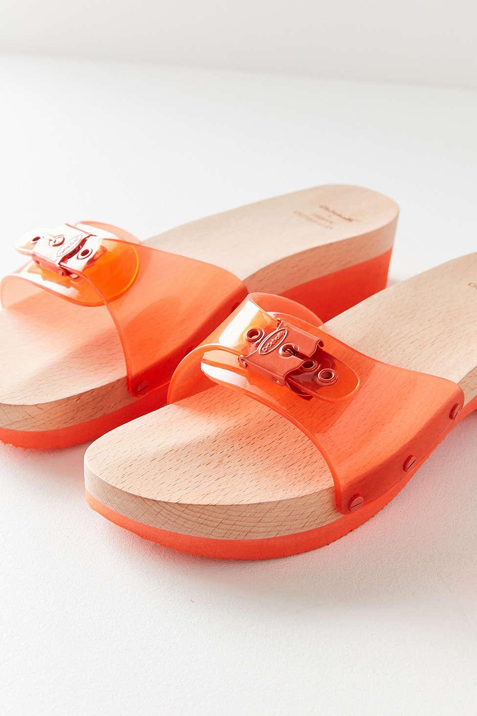 d7048fe53 Dr. Scholls X Uo Original Sandal in Orange - Lyst