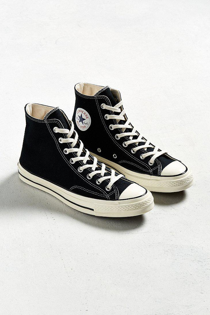 3807317151b1 Converse Converse Chuck 70 Core High Top Sneaker in Black for Men - Lyst