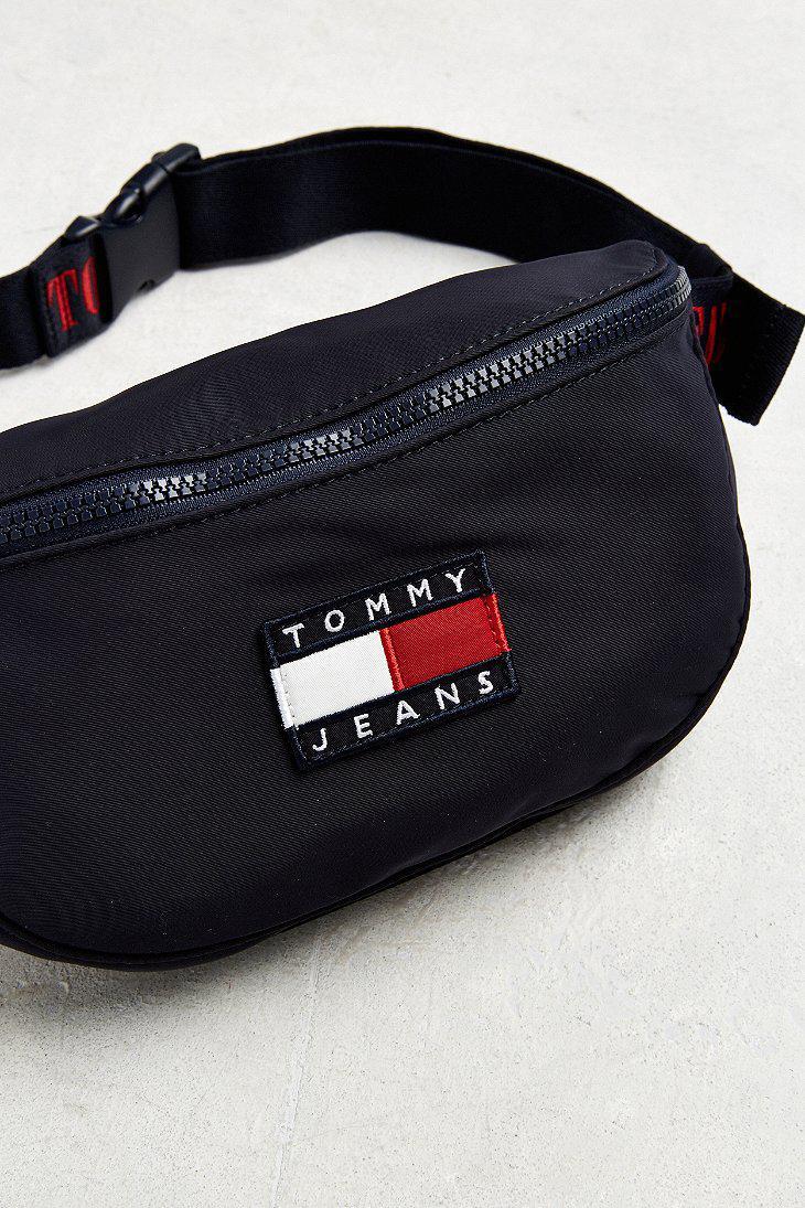 Lyst Tommy Hilfiger Tommy Hilfiger Sling Bag In Blue For Men