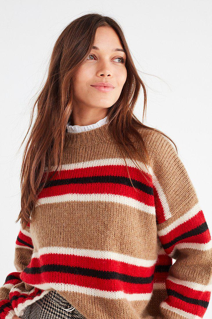 1730a01751 Gallery. Previously sold at  Urban Outfitters · Women s Oversized V Neck  Sweaters ...