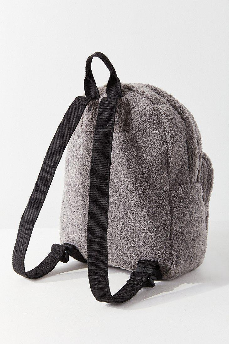 740ac1768161 Urban Outfitters Teddy Backpack in Gray - Lyst