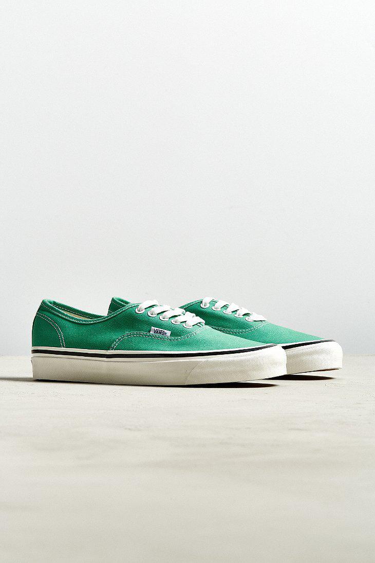 07c352b993c01 Vans Vans Anaheim Factory Authentic 44 Dx Sneaker in Green - Lyst