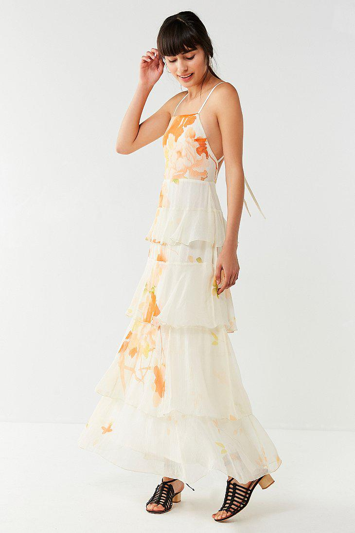 5c5cd7609c50 Gallery. Previously sold at: Urban Outfitters · Women's Tiered Dresses
