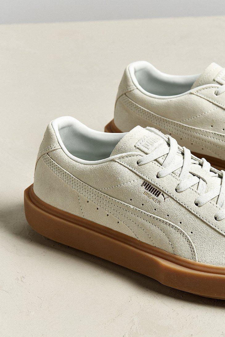 0e8d853b0795 Lyst - PUMA Puma Breaker Suede Gum Sole Sneaker for Men