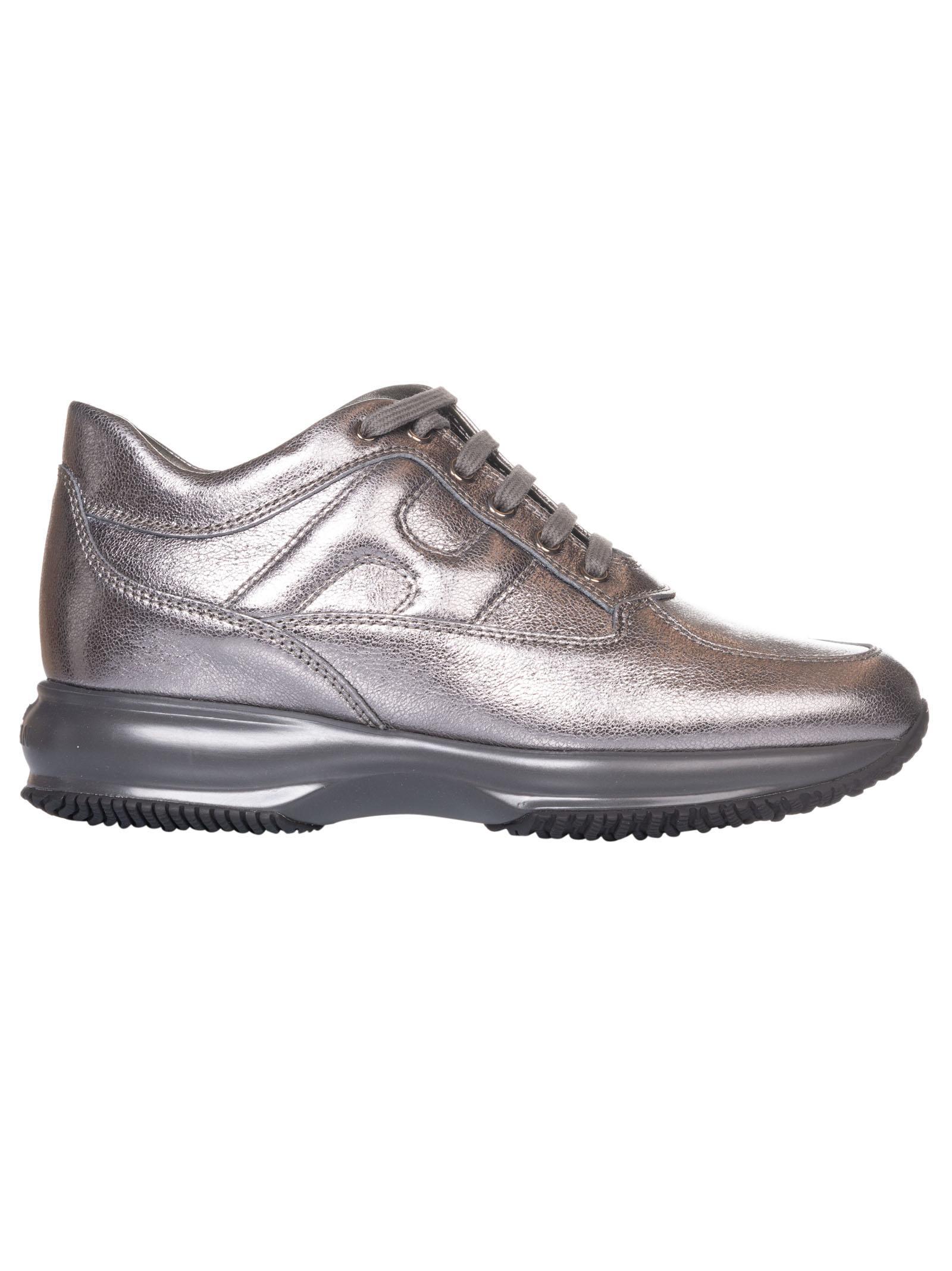 4d8d7f57cd3a Lyst - Hogan Shoes in Gray
