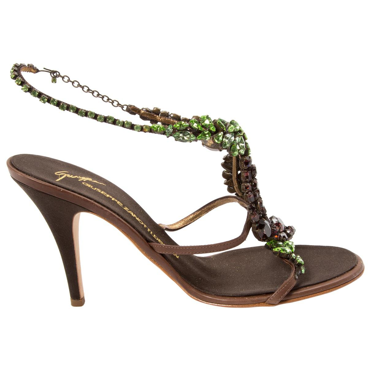 Pre-owned - Cloth sandals Giuseppe Zanotti 1cQkwD