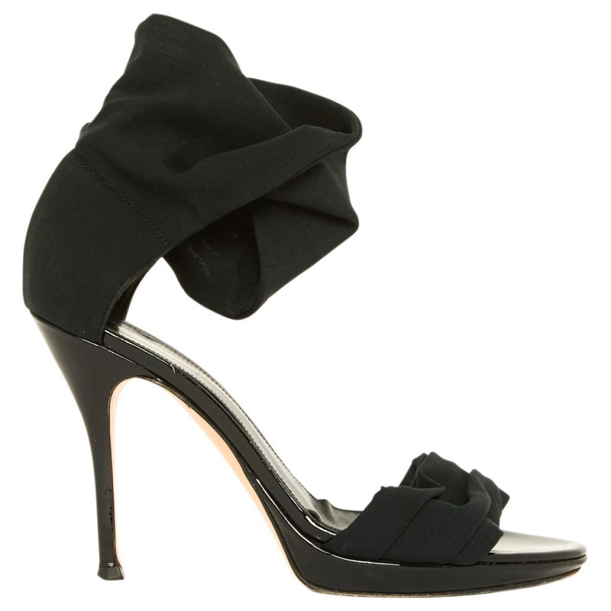 Pre-owned - Leather sandal Gianvito Rossi bGNTye1Ue6