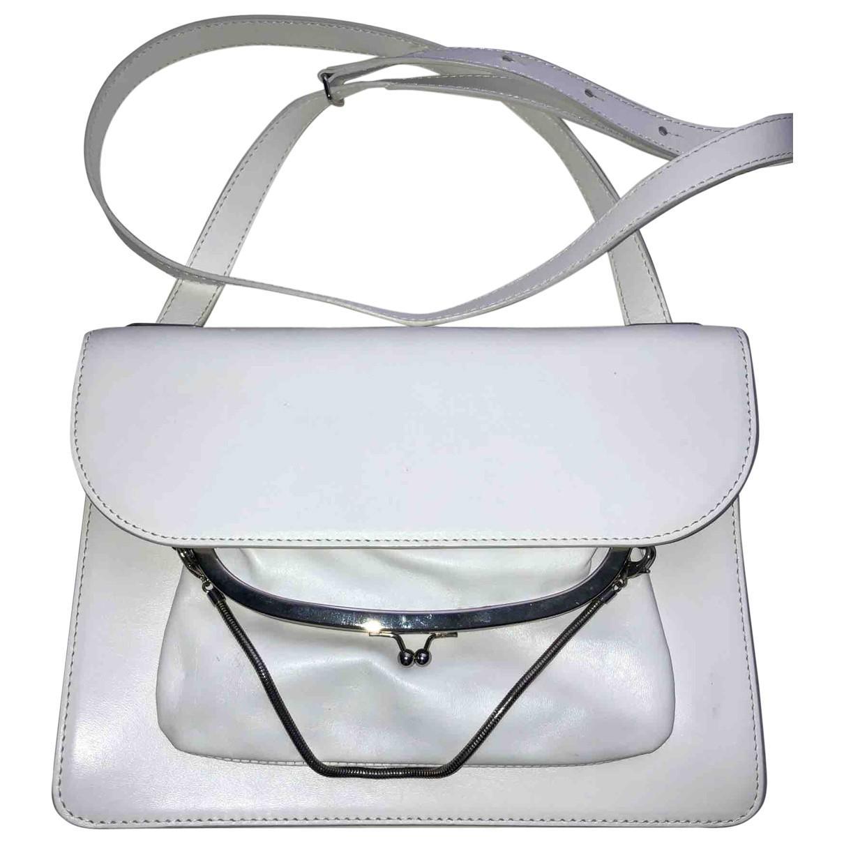 Maison Martin Margiela Pre-owned - Leather bag EL2ppo