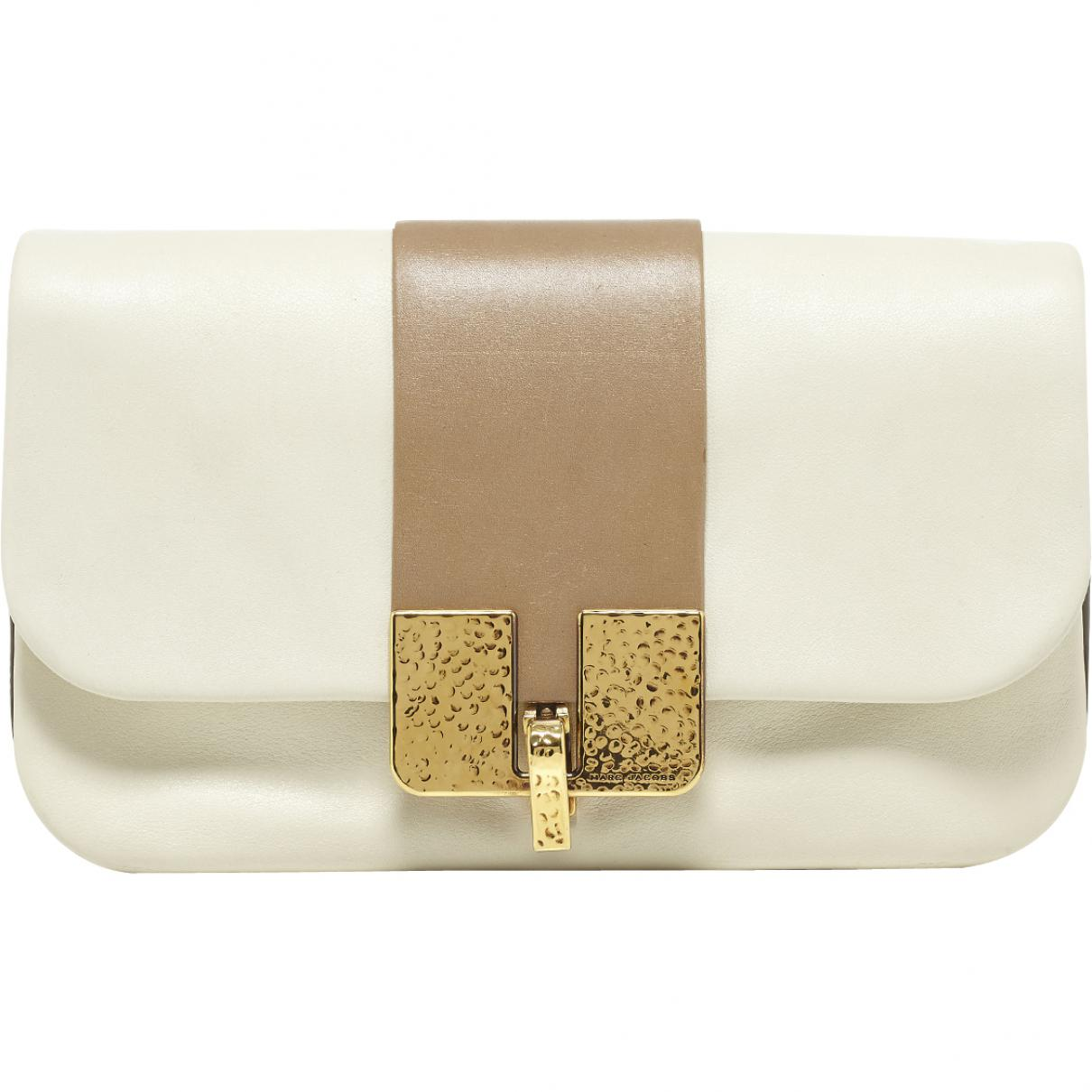 Marc Jacobs Pre-owned - Leather clutch bag d0iuqAbrD