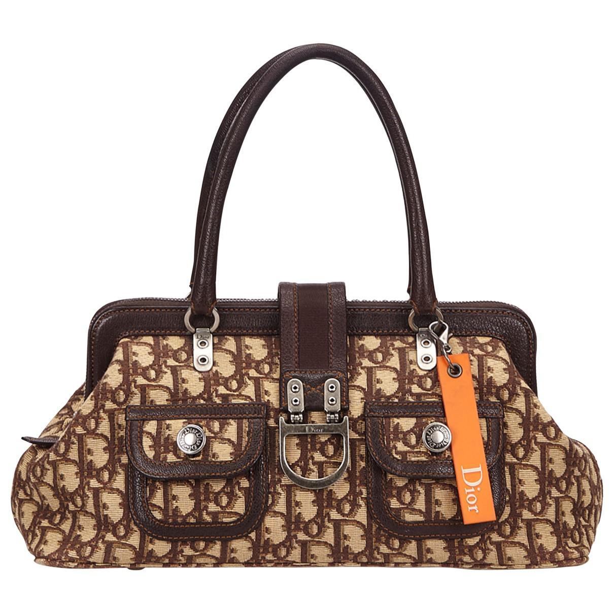 Pre-owned - Cloth handbag Dior zye6Om