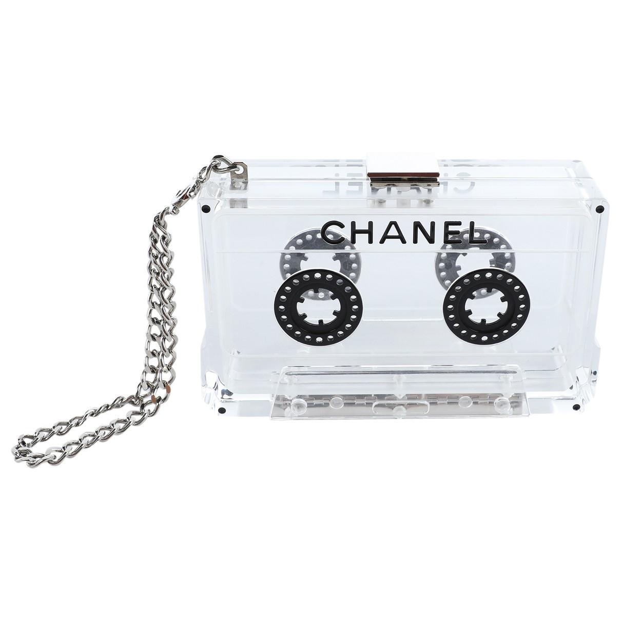 854b03b7dd09 Chanel - Multicolor Other Plastic Clutch Bag - Lyst. View fullscreen