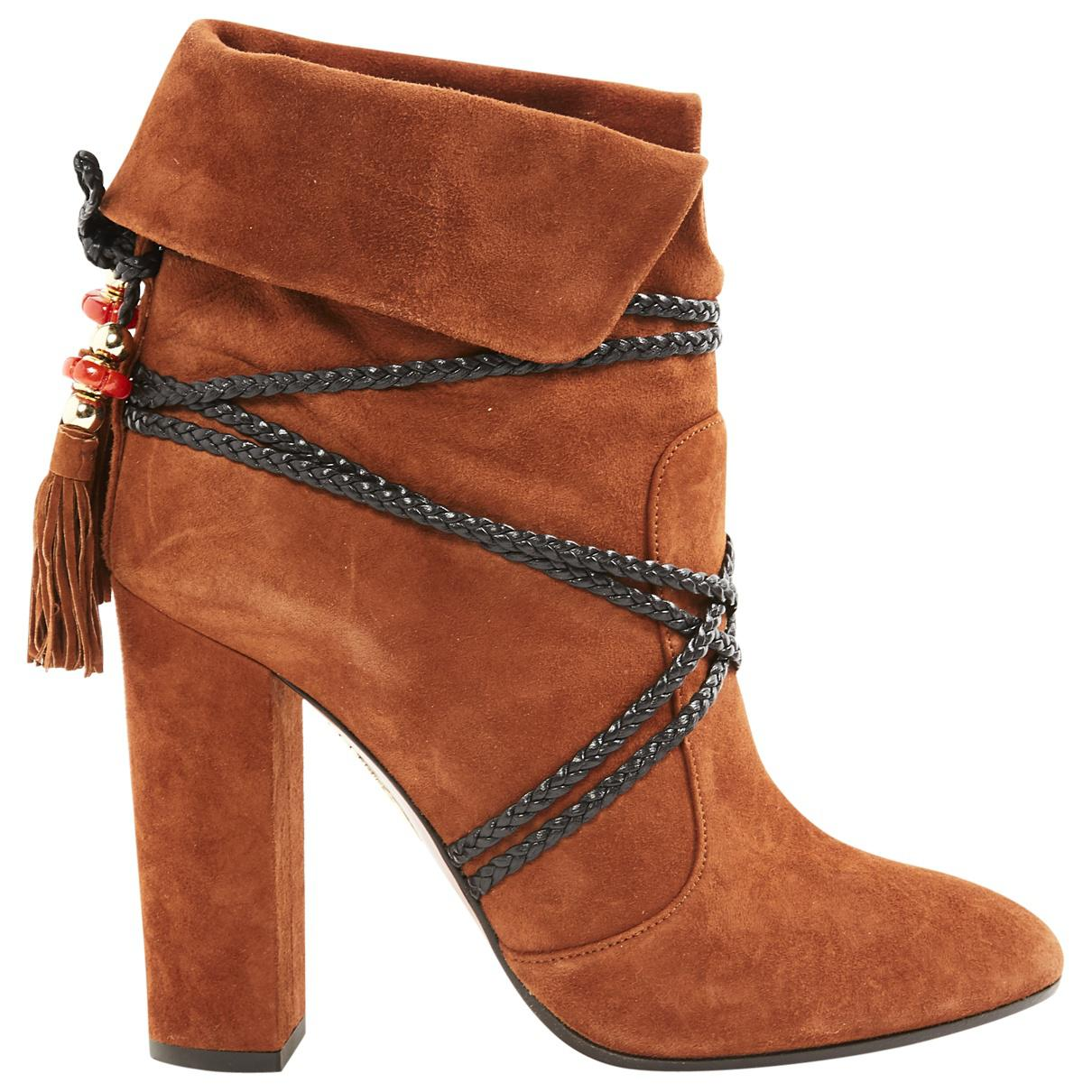Pre-owned - Ankle boots Aquazzura yZpAemy