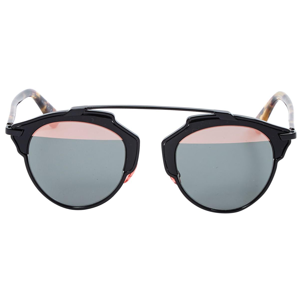 Lyst - Lunettes So Real Dior en coloris Noir 6b941c65f55f