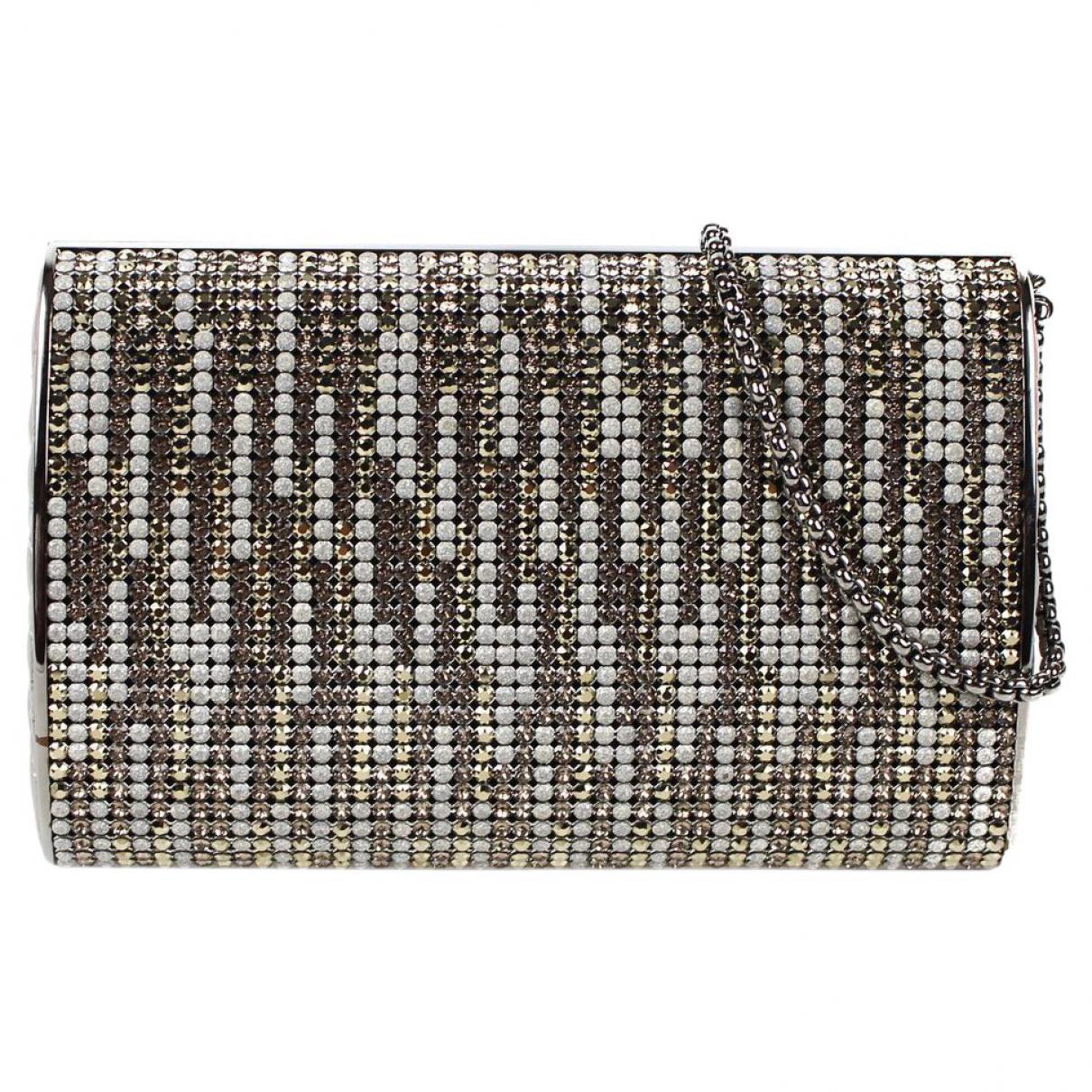 7904272b61ee Chanel. Women s Metallic Clutch Bag. £3