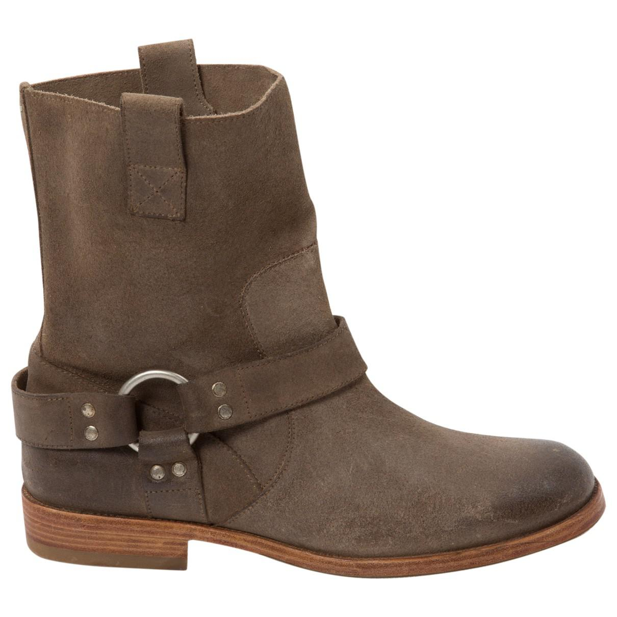 Super Pre-owned - Western boots Maison Martin Margiela Shopping Online Cheap Price Affordable Cheap Price Best Place To Buy yqrK26gC