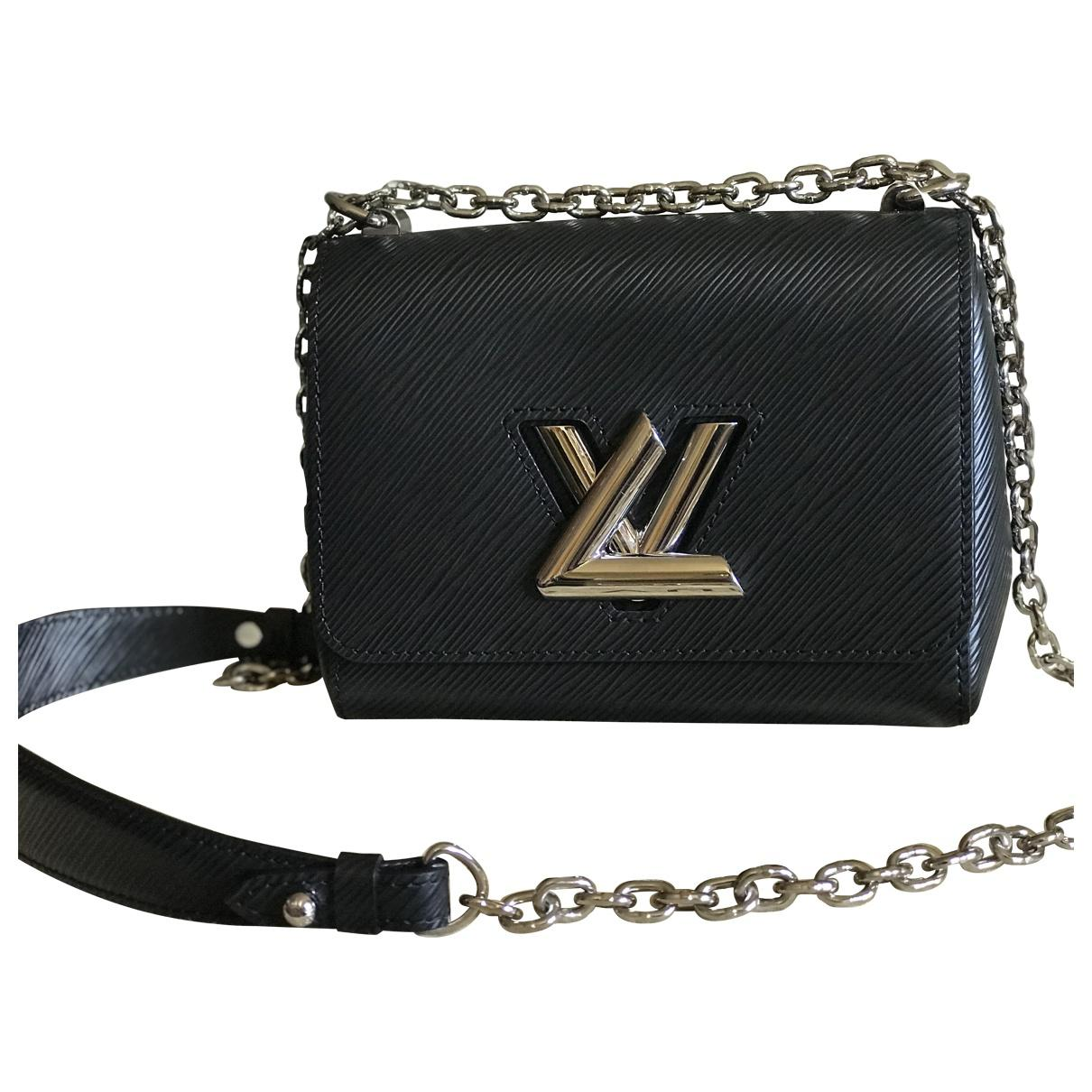 Louis Vuitton Pre-owned - Twist leather clutch bag