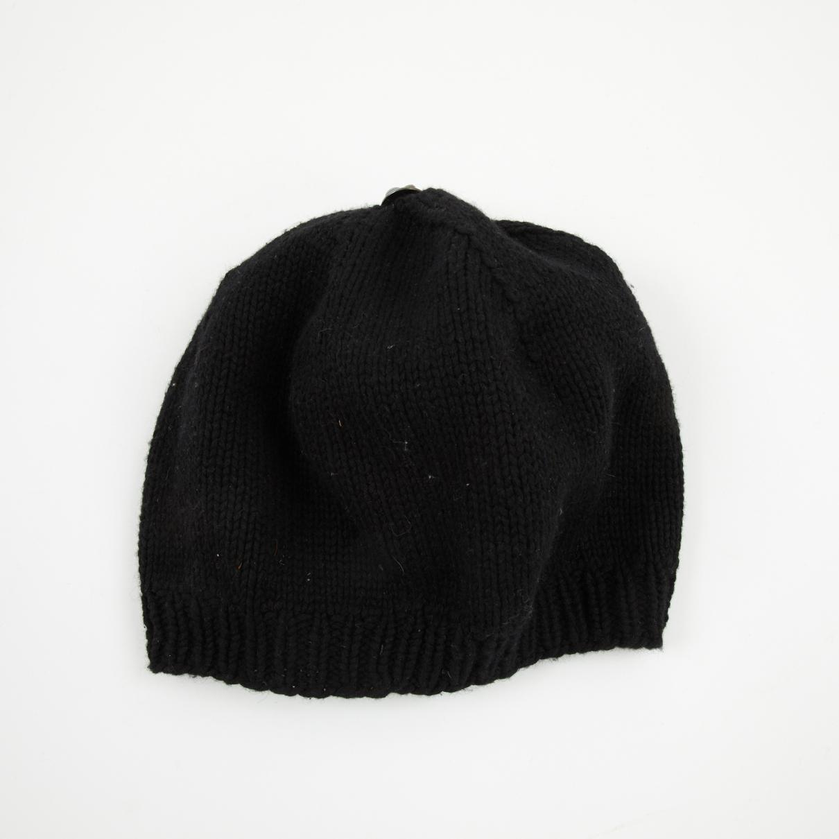 bb9755649c4 Chrome Hearts Wool Hat in Black for Men - Lyst