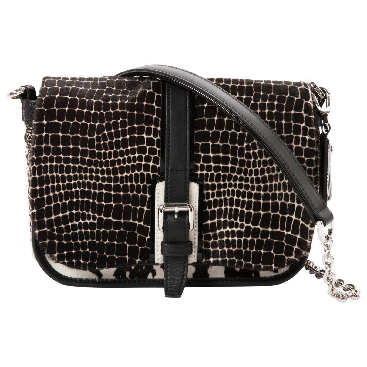 Longchamp Pre-owned - Pony-style calfskin handbag 4e7rHVLvr
