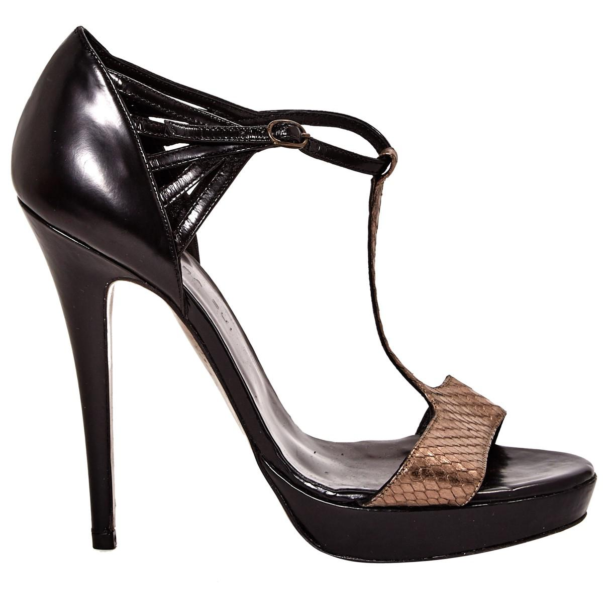 Pre-owned - Python heels Barbara Bui Order Sale Purchase Outlet Best Sale E8aFA
