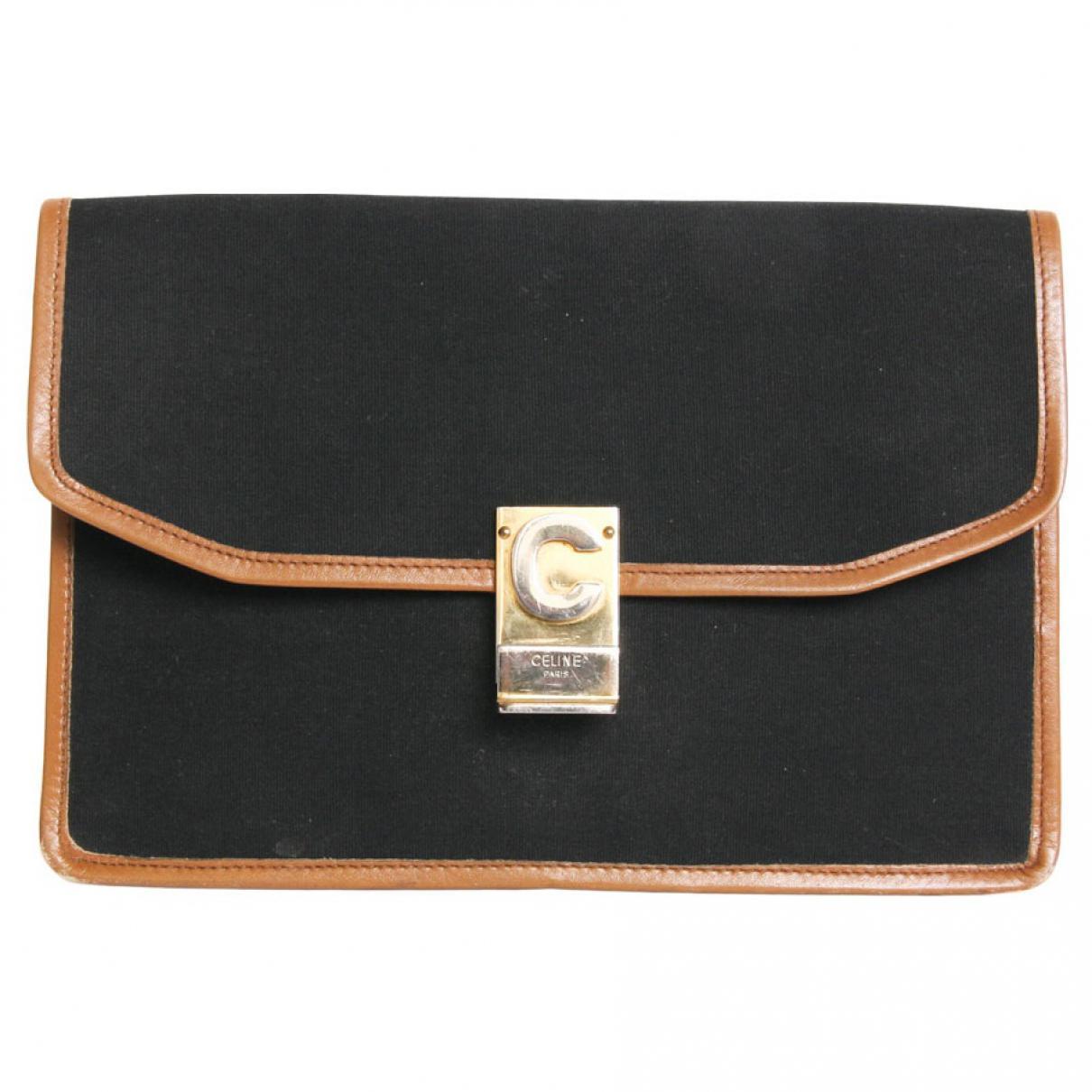 Pre-owned - Cloth clutch bag Celine Hm7BhcTo1