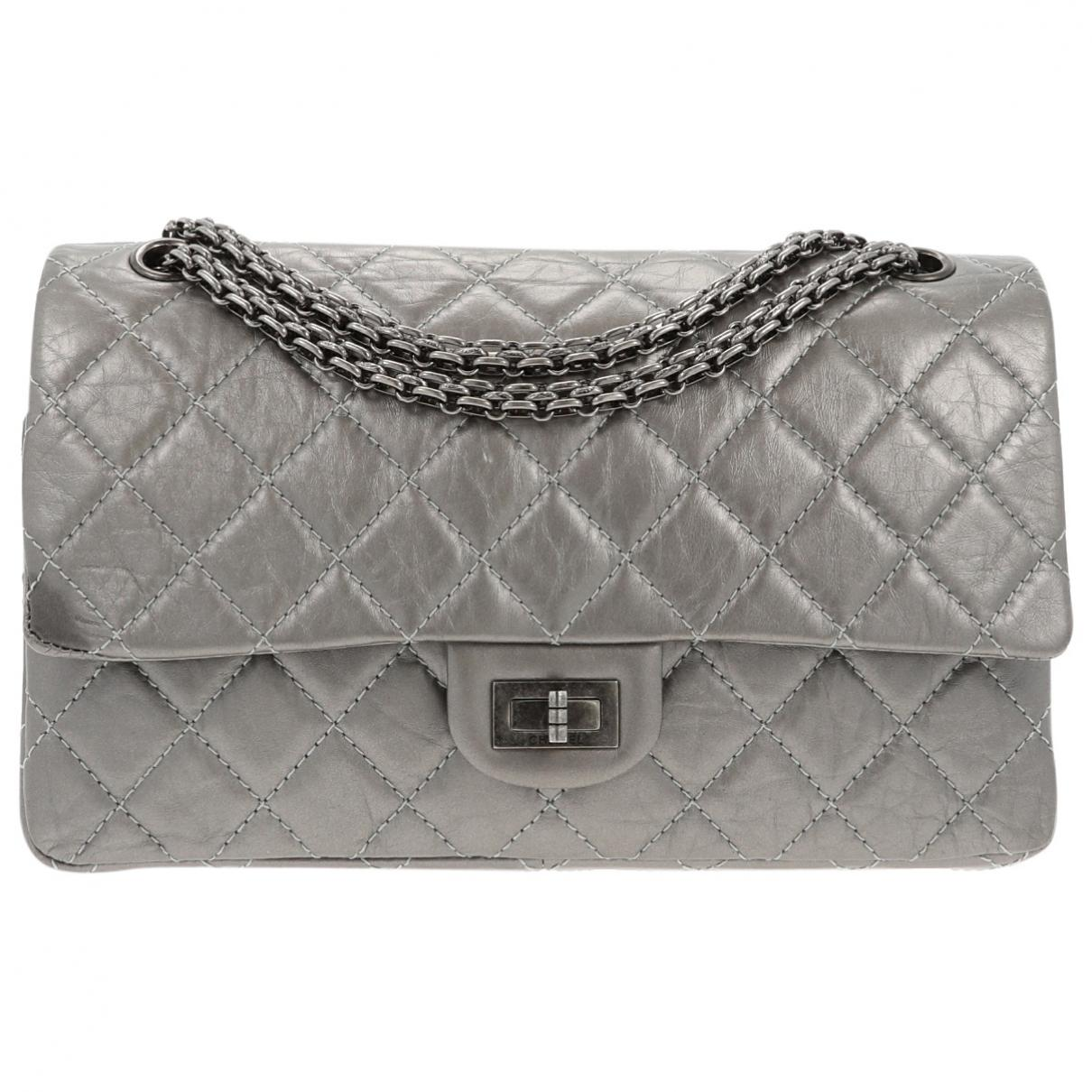 Pre-owned - 2.55 leather crossbody bag Chanel nGFF72Mz3