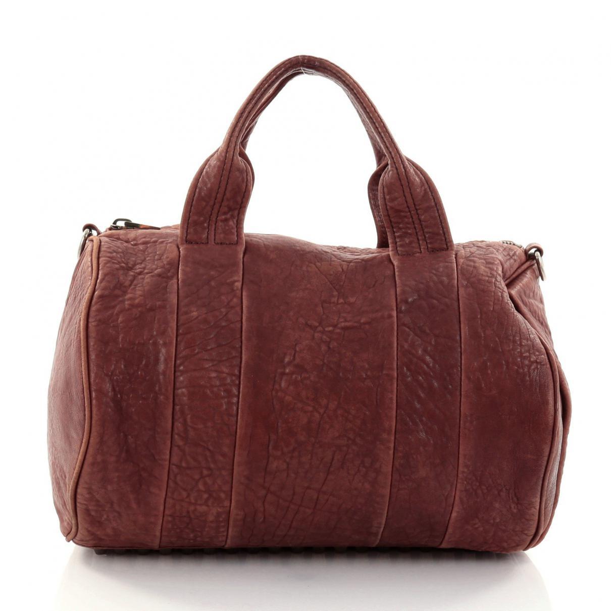 Alexander Wang Pre-owned - Leather handbag NR2PvZ