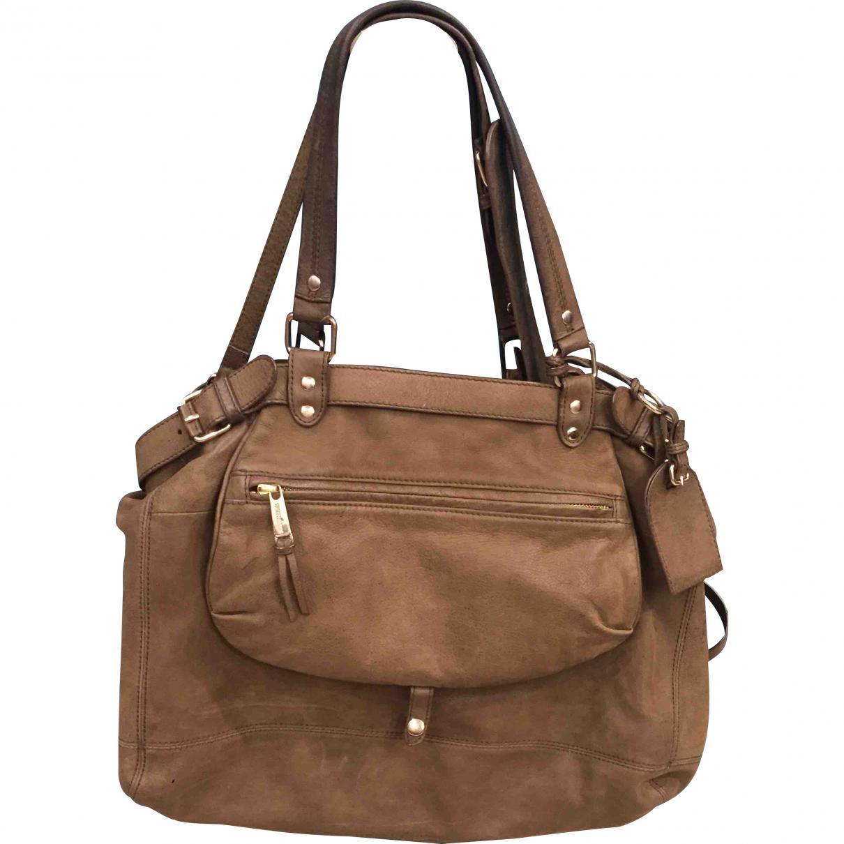Vanessa Bruno Pre-owned - Brown Leather Handbag uufLNF
