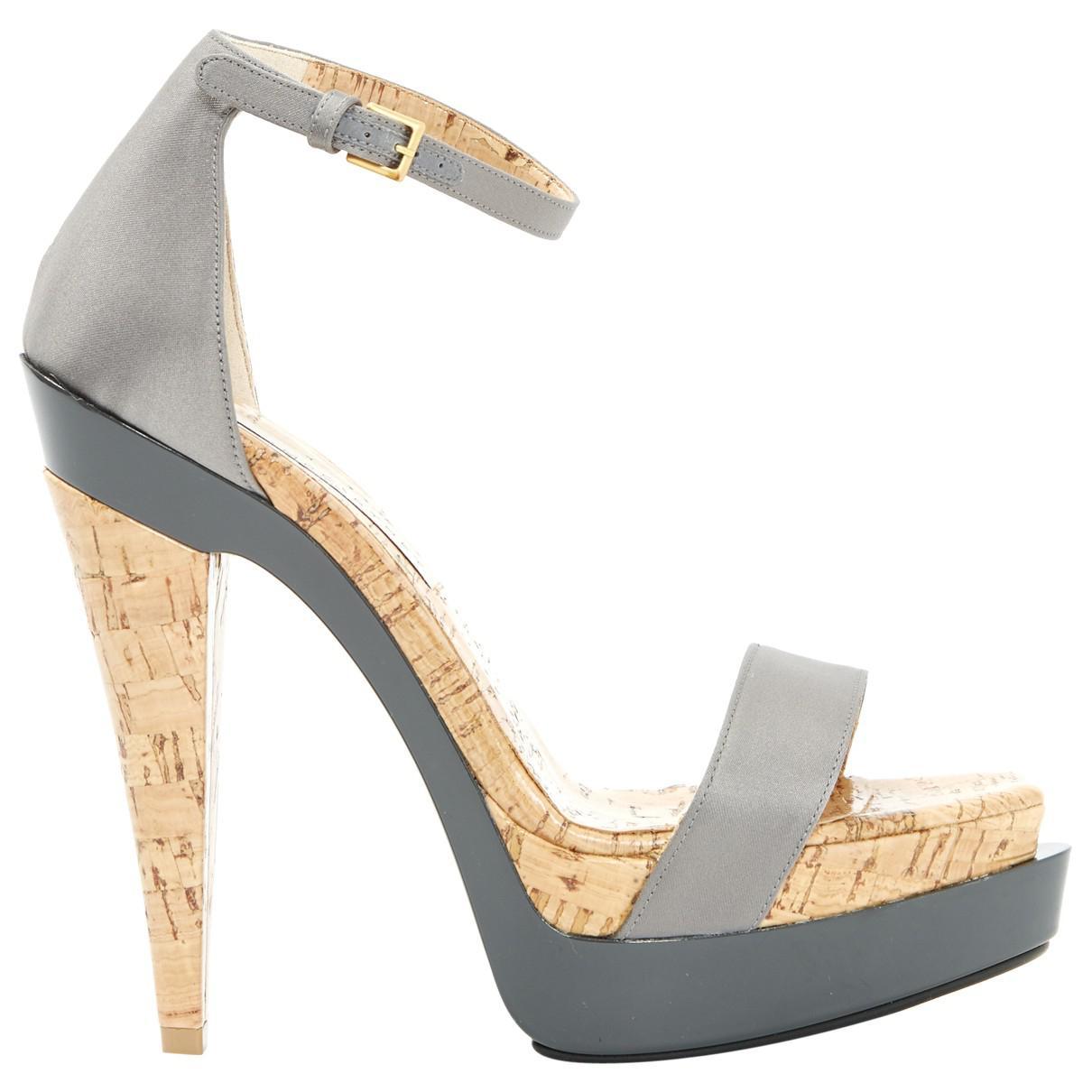 Pre-owned - Cloth sandal Stella Luna 8V1G9BL6