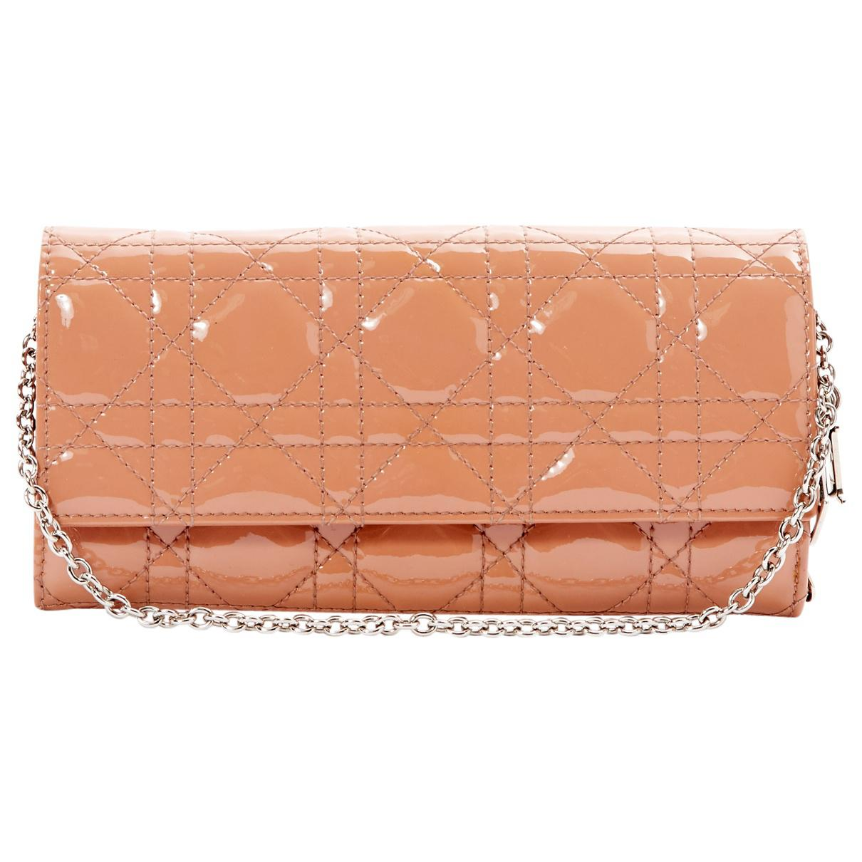 Dior Pre-owned - Patent leather clutch bag ST5uoHt