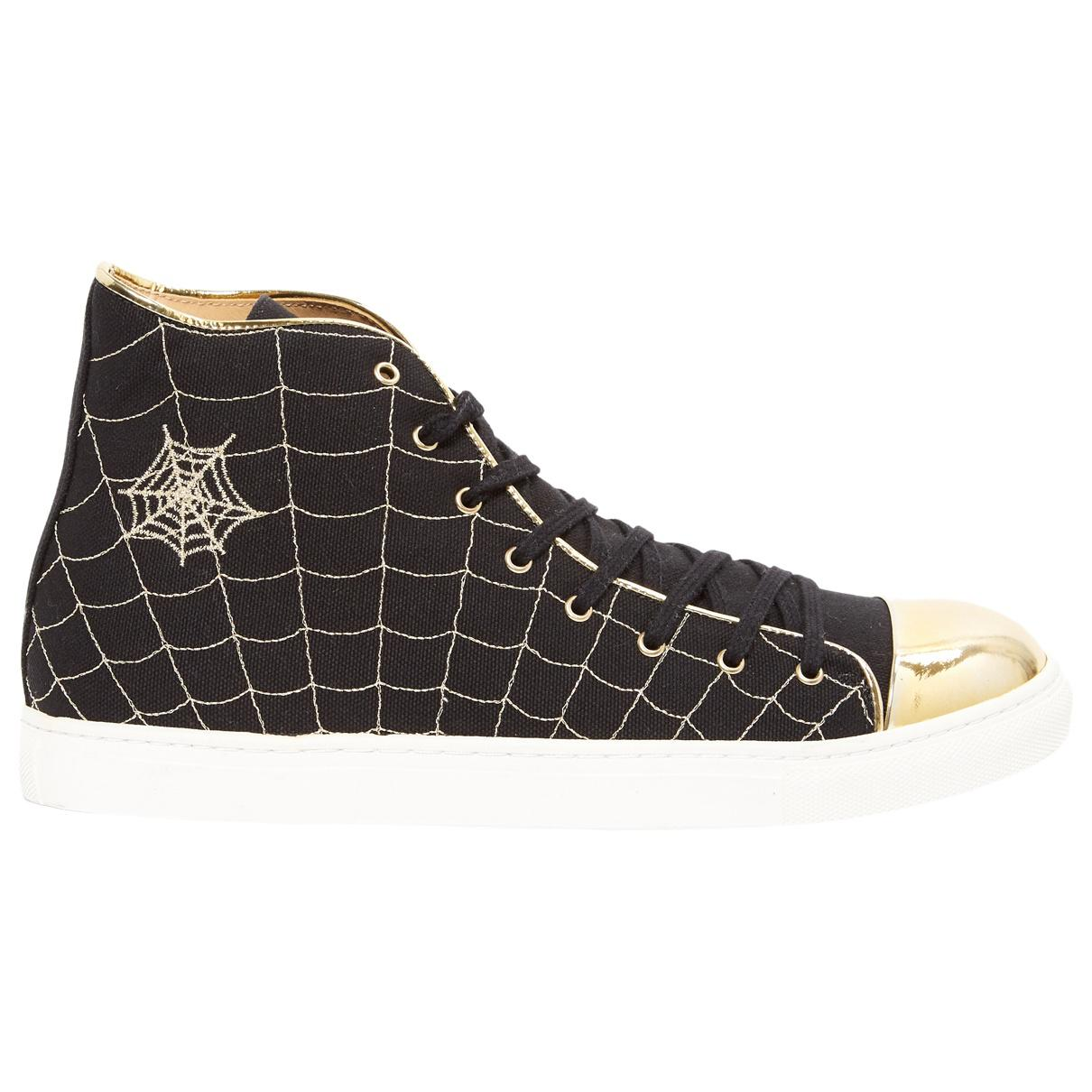Pre-owned - Cloth trainers Charlotte Olympia llgdrEIoW