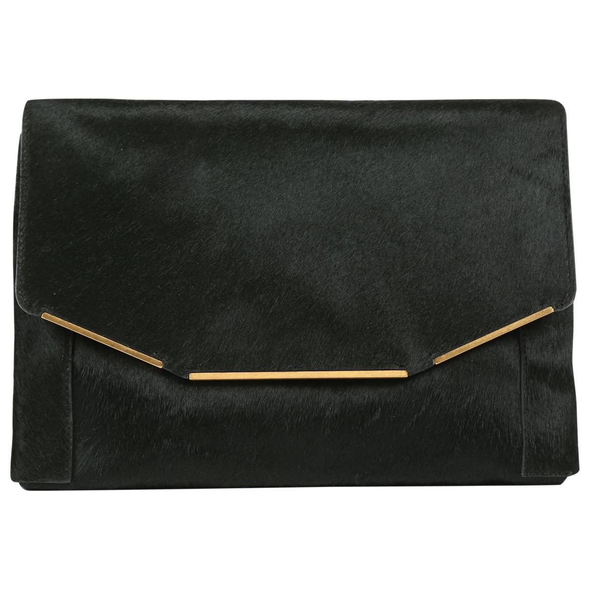 Giuseppe Zanotti Pre-owned - Pony-style calfskin clutch bag EysKDLSCV