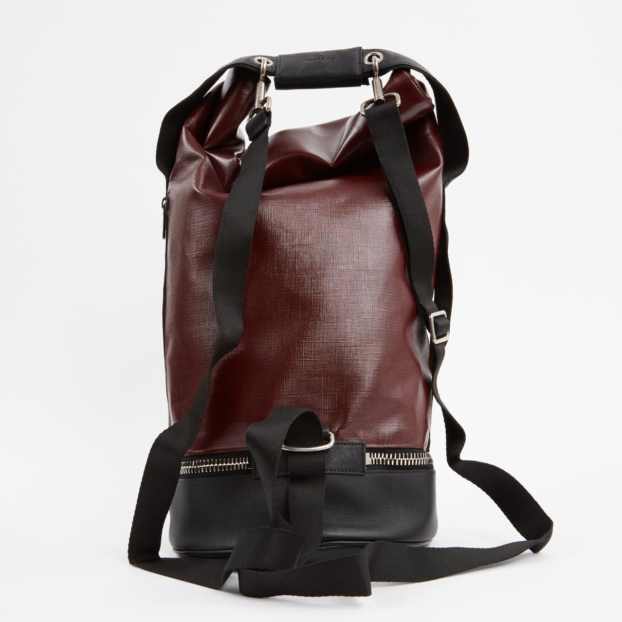744253a937 Givenchy Pre-owned Jaw Burgundy Cloth Bags for Men - Lyst
