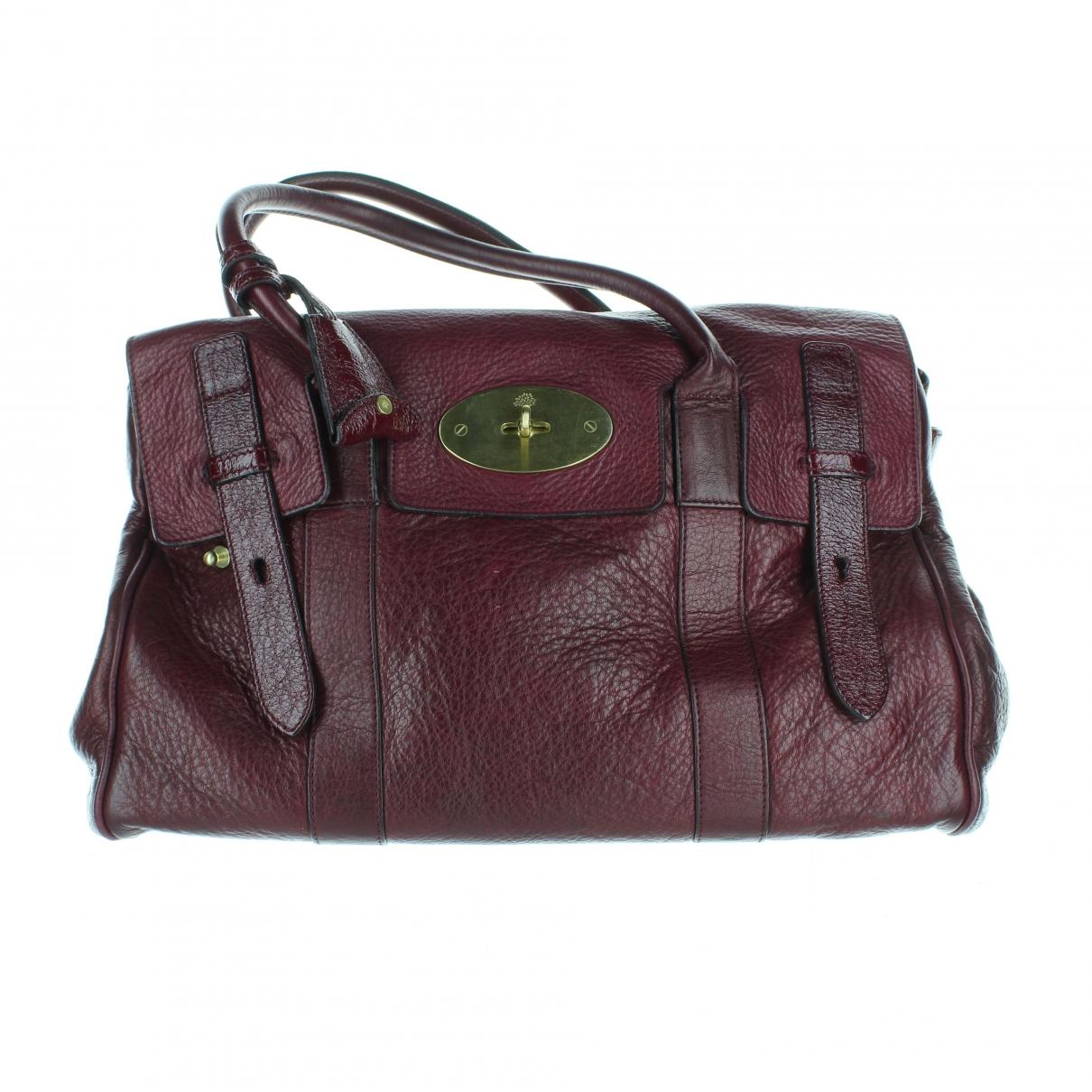 Mulberry. Women s Purple Bayswater Leather Handbag. £700 £467 From Vestiaire  Collective 642d81d366df6