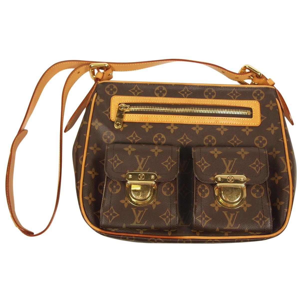 Pre-owned - Cloth handbag Louis Vuitton fpzVSRniZq