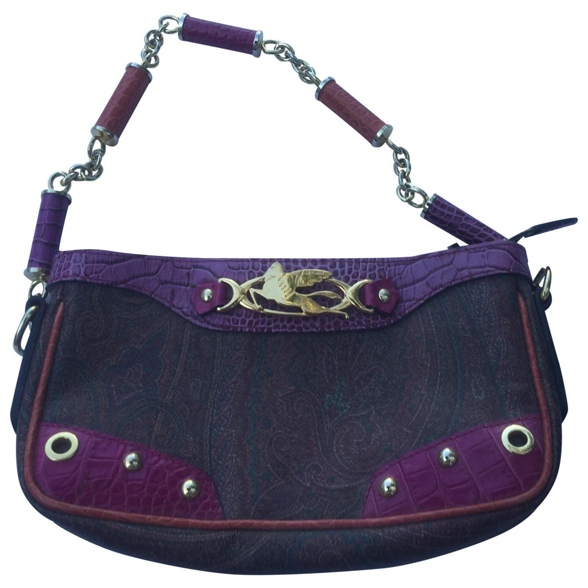 Etro Pre-owned - Leather mini bag bJ3T8Df