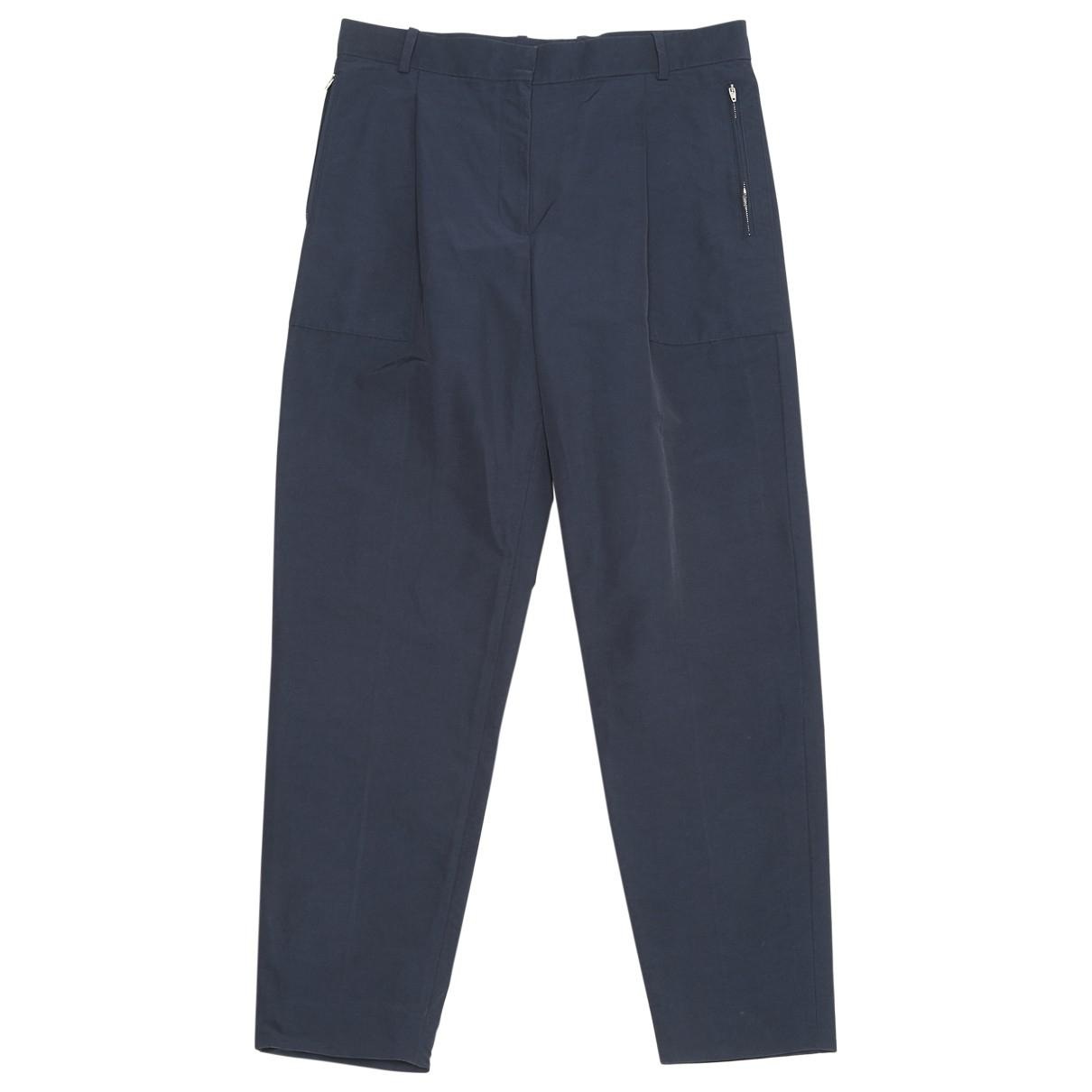e4b53dbd449c47 Céline Carrot Pants in Blue - Lyst