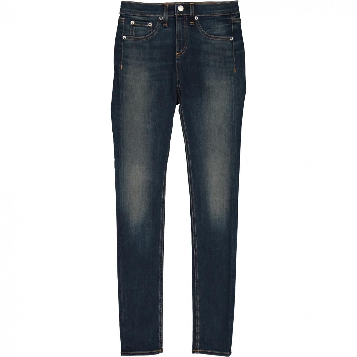 a148be28dd Rag   Bone. Women s Blue Cotton Jeans.  125 From Vestiaire Collective