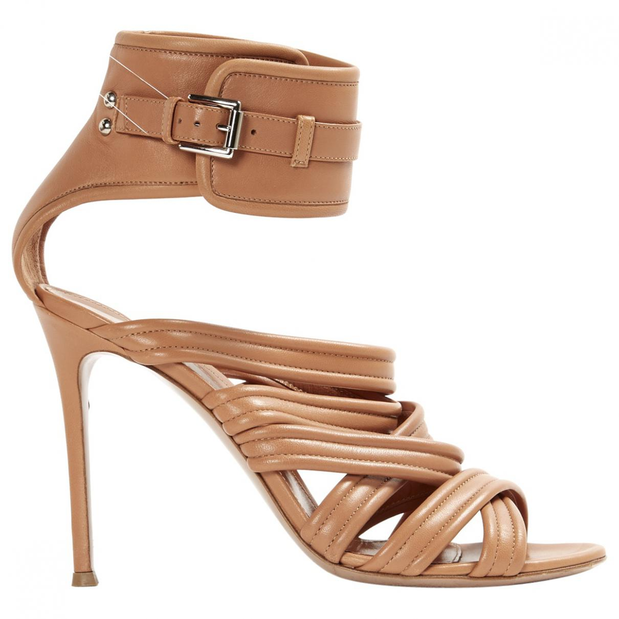 Pre-owned - CANVAS SANDALS Gianvito Rossi 6T2uvpunwb