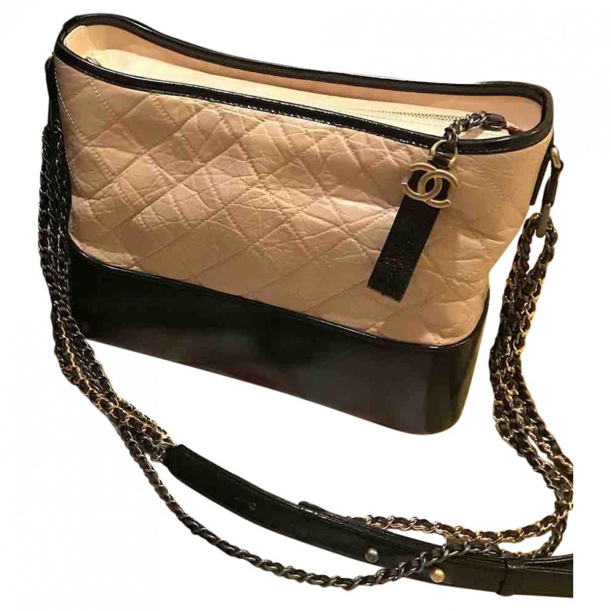 a79d643d2aa1 Chanel. Women s Natural Gabrielle Leather Bag. £3
