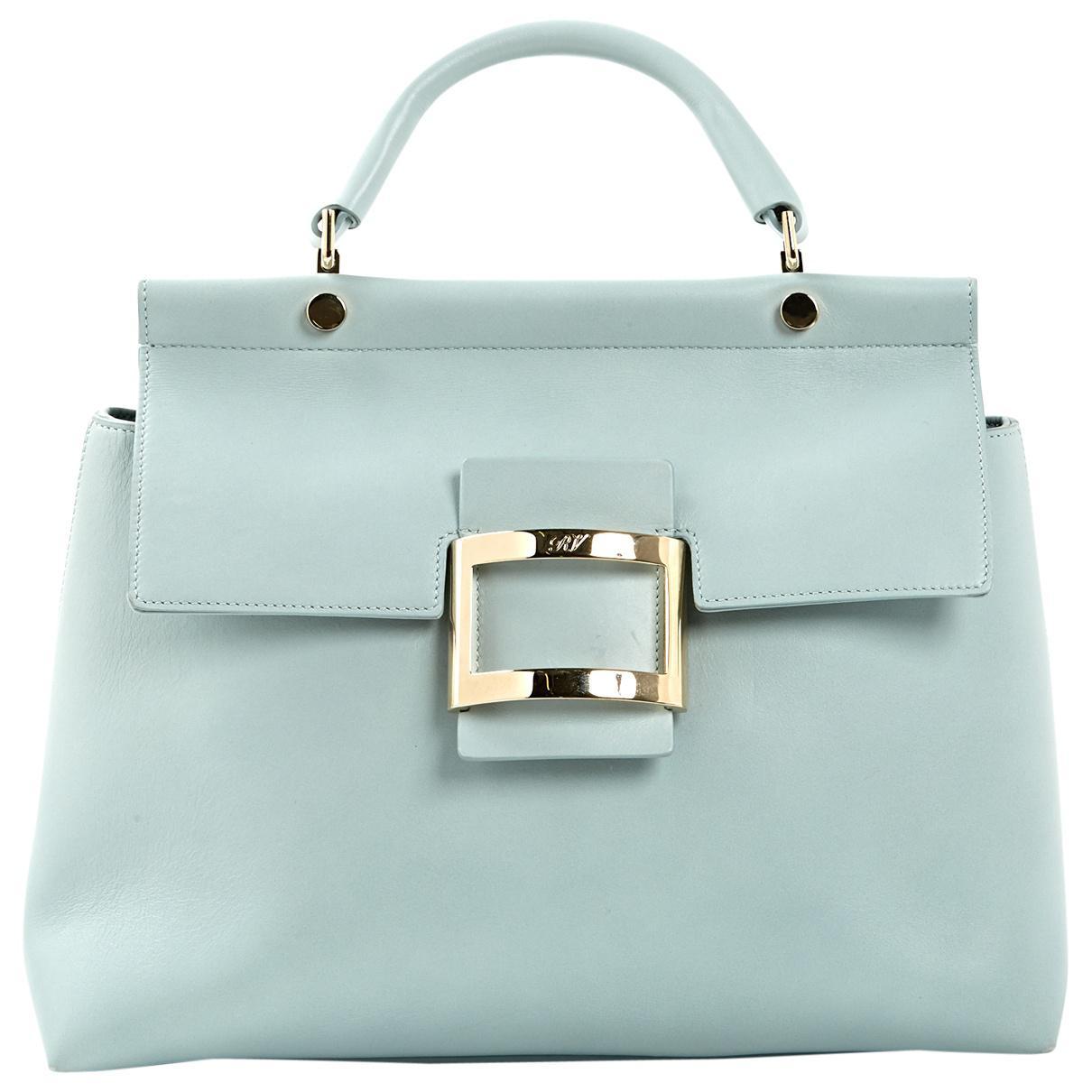 Roger Vivier Pre-owned - Leather handbag LdR5q8CEN